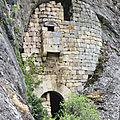 Les grottes fortifiées du Jaubernie