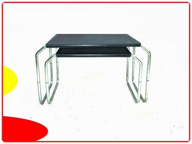 tables gigognes design vintage 1980 dls M. Matégot