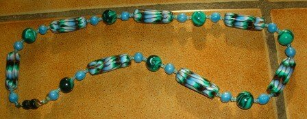 stained glass bead le retour 1
