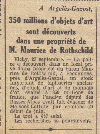 22 dimanche 29 septembre 1940
