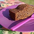 In love with root vegetables - chocolate and beet cake (english post)