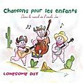 Le nouveau cd de <b>Lonesome</b> <b>Day</b> - Dans le ranch de l'oncle Joe