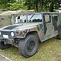 AM GENERAL M998 High Mobility Multipurpose Wheeled Vehicle 1986 Créhange (1)