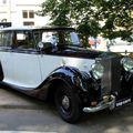 Rolls Royce silver wraith sedanca de Ville de 1950 (34ème Internationales Oldtimer meeting de Baden-Baden) 01