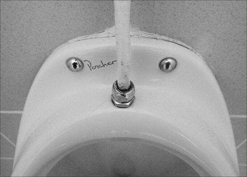 Urinoir visage humain 032018