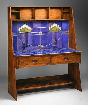 Charles Rennie Mackintosh - Bureau