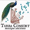 Turba consort - concert musique ancienne - dimanche 23 avril à 16h30