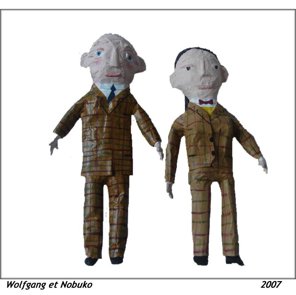 33-Wolfgang et Nobuko