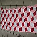 Ma vasarely blanket #8