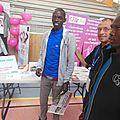<b>Coulée</b> <b>verte</b>: le vainqueur kenyan chez les Géants d'Olympie