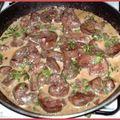 Rognon de veau aux 5 baies