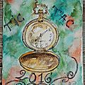 31 jours/31 cartes de vœux # 13