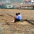 Chongqing manutentionnaire en attente