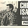 <b>Chris</b> <b>Isaak</b> - Mardi 29 Juin 2010 - Palacio de Congresos (Madrid)
