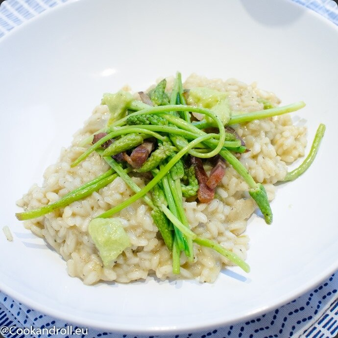 Risotto-asperges-sauvages-33