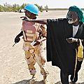 Projet d'Appui à la Restauration du Système Faguibine - Région de Goundam-Tombouctou - Mali