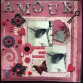 concours scrapbooking blog