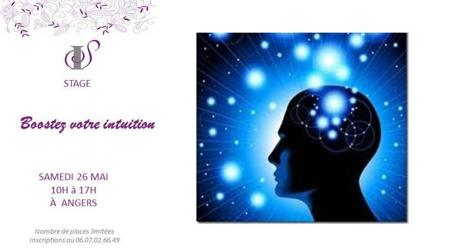 Boostez votre intuition-26 mai