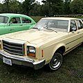 <b>Ford</b> <b>Granada</b> 4door sedan-1978