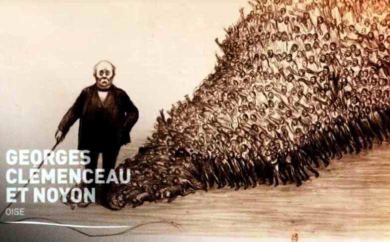 Clemenceau Noyon
