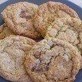 Cookies neiman marcus... mais l'autre recette