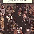 Jacquou le croquant, roman d'eugène le roy (1899)