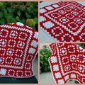 Canadian baby blanket