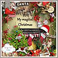 Kit magical christmas de xuxper
