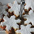 ▼▲ cadeaux gourmands à offrir : petits sablés ▼▲ ( 1 recette : 2 versions)