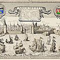 1628, 18 février. lettre de jean besly à andré du chesne, « géographe du roy, » sur l'histoire de la rochelle.