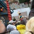 20) char de Pinocchio