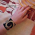 Manchette swing