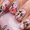 ✾Des ongles <b>geisha</b>✾