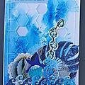 <b>Créablablablog</b> - défi#34 : la vie en bleu !