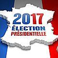 Élection présidentielle • dimanches 23 avril et 7 mai 2017 • mode de scrutin et calendrier des principales étapes de l'élection