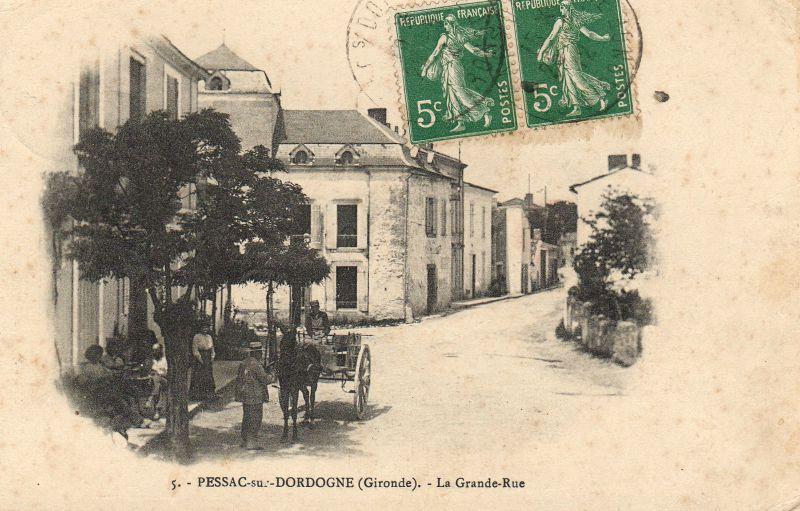Grande Rue a 1912