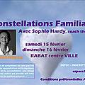 <b>constellations</b> familiales, à Rabat - détails