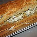 Cake saumon/boursin