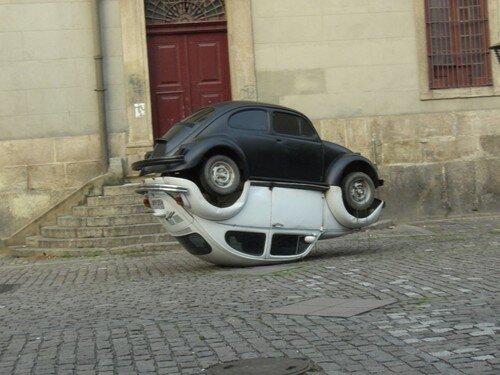 Art Moderne, dans la rue