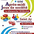 Association des Parents d'élèves Indépendants de Saint AY