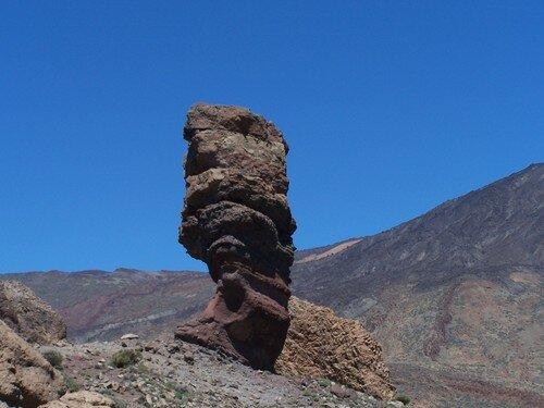 Le Teide-San Roques colonne