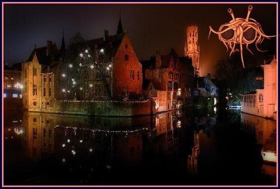 Bruges rozenhoedkaai
