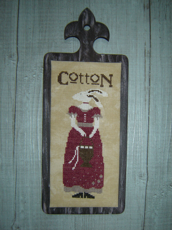 Miss HH Cotton