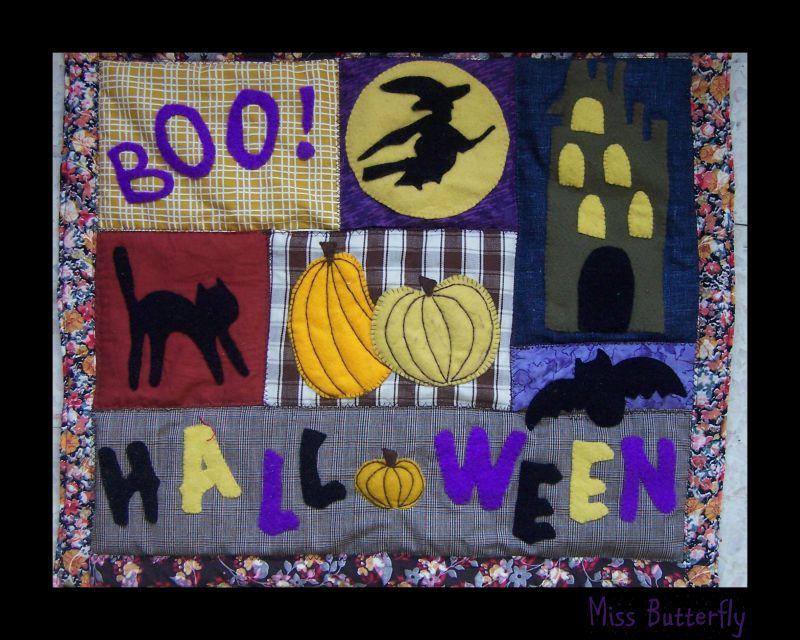 Panneau Halloween 2011