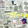 Résultats et titres de l'élection présidentielle dans l'ardennais et libération (23/04; 07/05; 08/05/2007)