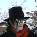 Michael Jackson au Muju Resort, en Corée du Sud, novembre 1997