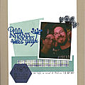 CT Scrapbooking <b>A4</b> : Challenge #266