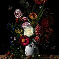 Photographic Floral Still Lifes by <b>Bas</b> <b>Meeuws</b>