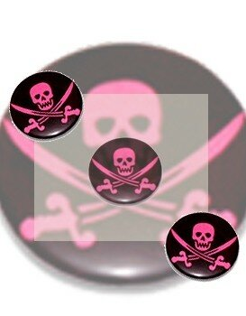 Suicidal, Badges pirates