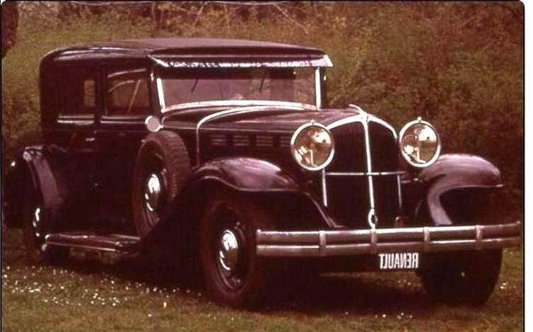 1928 - Renault Reinasstella